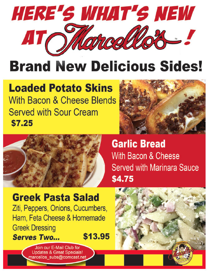 Brand new delicious sides